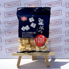 "Kameda ""Katabutsu"" Fried Rice Cracker - Salted Flavor"