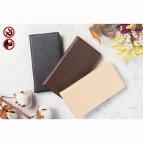 Notebook Type No Belt Magnetless Stick Case Sony Xperia 5 SO-01M/SOV41/901SO Beige / Brown / Black