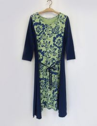 7 Minutes Sleeve Dress Size Color Light Green / No. 2 to No. 4 4 to No. 6