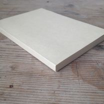 RN-33 Bamboo Paper Note Refill A5 Grid 2 Piece Set
