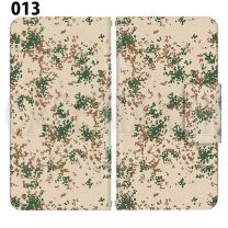 Apple Smartphone Case Premium Notebook Type S Size / M Size / L Size 3 Type General Purpose Sliding Cover 30 Design Made in Japan / Camouflage Camouflage Military '013