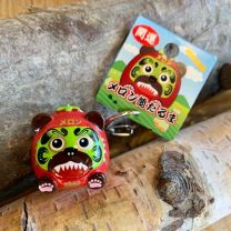 Melonkuma / Daruma Key Holder / 3 Set