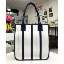 Raurauji - Second Hose - Vertical Tote Bag (White)