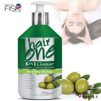 HairOne 6 in 1 Olive Cleanser Head Spa Home Simple 500 ml HairOne 4143 ho New York