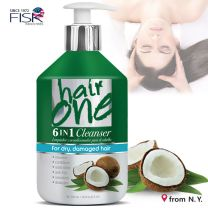 HairOne 6 in 1 Coconut Cleanser Het-spa Home Simple 500 ml HairOne 4148 ho New York
