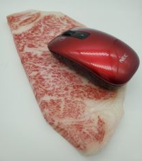 Wagyu Beef Steak Mouse Pad & Paper Weight