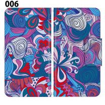Apple Smartphone Case Premium Notebook Type S Size / M Size / L Size 3 Type General Purpose Sliding Cover 30 Design Made in Japan / Fantasy Art ' 006