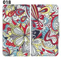 Apple Smartphone Case Premium Notebook Type S Size / M Size / L Size 3 Type General Purpose Sliding Cover 30 Design Made in Japan / Fantasy Art ' 018