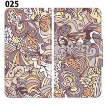 Apple Smartphone Case Premium Notebook Type S Size / M Size / L Size 3 Type General Purpose Sliding Cover 30 Design Made in Japan / Fantasy Art ' 025