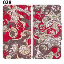 Apple Smartphone Case Premium Notebook Type S Size / M Size / L Size 3 Type General Purpose Sliding Cover 30 Design Made in Japan / Fantasy Art ' 028