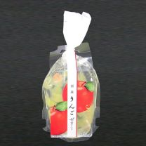 [1. Snacks] Jelly 12 pieces, Japanese apple flavor