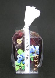 Japanese blueberry jelly 12 pieces set