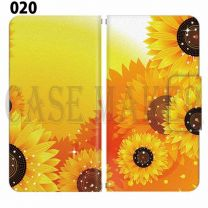 Apple Smartphone Case Premium Notebook Type S Size / M Size / L Size 3 Type General Purpose Sliding Cover 30 Design Made in Japan /  Flower  Beautiful ' 020