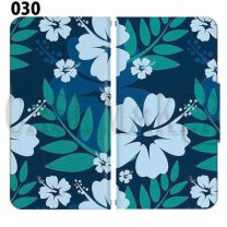 Apple Smartphone Case Premium Notebook Type S Size / M Size / L Size 3 Type General Purpose Sliding Cover 30 Design Made in Japan /  Flower  Beautiful ' 030