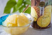 Canned Pineapple from Okinawa Prefecture (2 Cans)