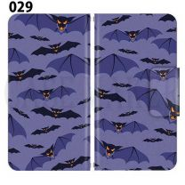 Apple Smartphone Case Premium Notebook Type S Size / M Size / L Size 3 Type General Purpose Sliding Cover 30 Design Made in Japan / Halloween Pumpkin ' 029