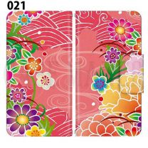 Apple  Smartphone Case Premium Notebook Type S Size / M Size / L Size 3 Type General Purpose Sliding Cover 30 Design Made in Japan Japanese-style Japanese ' 021