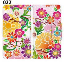 Apple  Smartphone Case Premium Notebook Type S Size / M Size / L Size 3 Type General Purpose Sliding Cover 30 Design Made in Japan Japanese-style Japanese ' 022