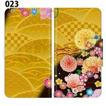 Apple  Smartphone Case Premium Notebook Type S Size / M Size / L Size 3 Type General Purpose Sliding Cover 30 Design Made in Japan Japanese-style Japanese ' 023