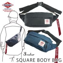 Bag Men's and Women's Hip Bag Waist Pouch Body Bag HolidayA. M.