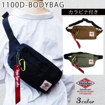 Bag Waist Pouch Women's Men's Body Bag Outdoor Sporty Carabiner HolidayA. M.