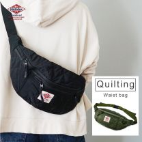 Bag Waist Pouch Body Bag Waist Bag Quilting Ladies' Men's Holiday A.M.