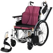 Ultra Series Modular Wheelchair (NA-U7) [Indigo]