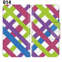 Apple Smartphone Case Premium Notebook Type S Size / M Size / L Size 3 Type General Purpose Sliding Cover 30 Design Made in Japan / Pastel ' 014