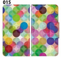Apple Smartphone Case Premium Notebook Type S Size / M Size / L Size 3 Type General Purpose Sliding Cover 30 Design Made in Japan / Pastel ' 015