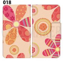 Apple Smartphone Case Premium Notebook Type S Size / M Size / L Size 3 Type General Purpose Sliding Cover 30 Design Made in Japan / Cute and cute' 018