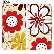 Apple Smartphone Case Premium Notebook Type S Size / M Size / L Size 3 Type General Purpose Sliding Cover 30 Design Made in Japan / Cute and cute' 024