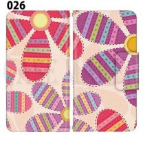 Apple Smartphone Case Premium Notebook Type S Size / M Size / L Size 3 Type General Purpose Sliding Cover 30 Design Made in Japan / Cute and cute' 026
