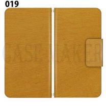 Apple Smartphone Case Premium Notebook Type S Size / M Size / L Size 3 Type General Purpose Sliding Cover 30 Design Made in Japan / WOOD ' 019