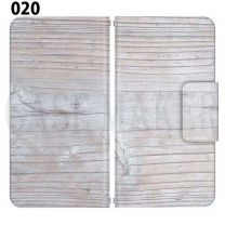 Apple Smartphone Case Premium Notebook Type S Size / M Size / L Size 3 Type General Purpose Sliding Cover 30 Design Made in Japan / WOOD ' 020