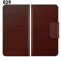 Apple Smartphone Case Premium Notebook Type S Size / M Size / L Size 3 Type General Purpose Sliding Cover 30 Design Made in Japan / WOOD ' 029