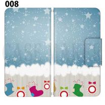 Apple  Smartphone Case Premium Notebook Type S Size / M Size / L Size 3 Type General Purpose Sliding Cover 30 Design Made in Japan Winter winters ' 008